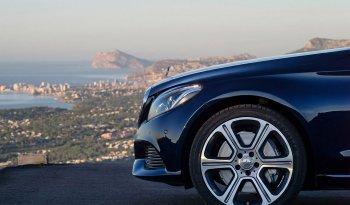 2016 Mercedes-Benz C-Class C300 4MATIC full