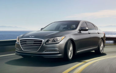 Hyundai Genesis, Full Options, Leather