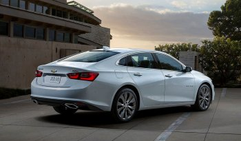 Chevrolet Malibu 2016 LT full