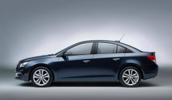 Chevrolet Cruze 2015 SX full