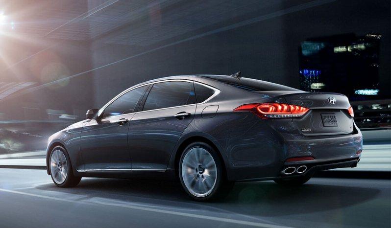 Hyundai Genesis, Full Options, Leather full