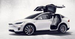 Tesla Model X, Perfect condition