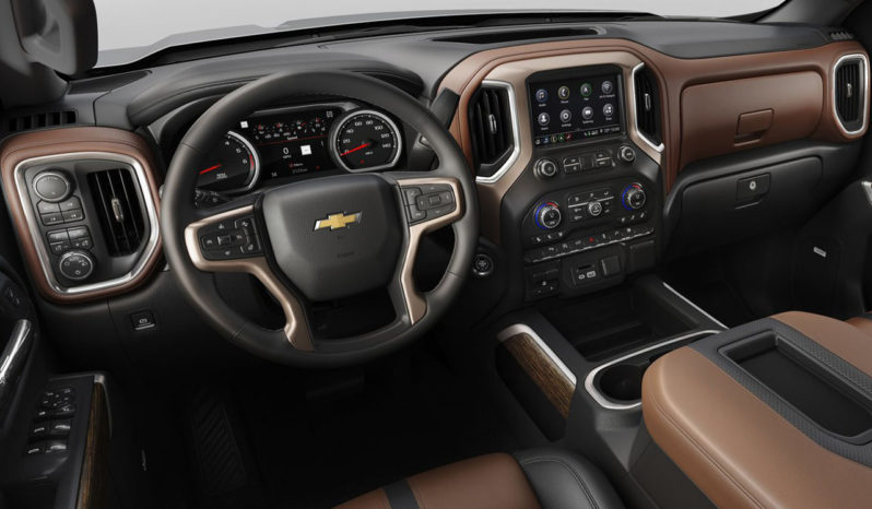 Chevrolet Silverado 2018 full