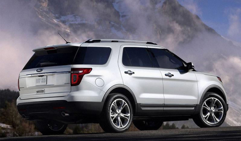 Ford Explorer 2015 4WD full