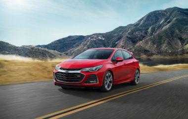 Chevrolet Cruze 2019 LX, LEATHER, SUNROOF