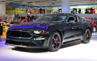 Ford Mustang 2016 Turbo