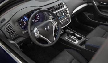 New Nissan Altima S 2015 with Leather full