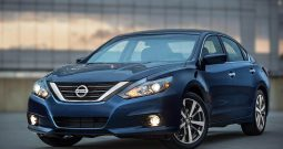 New Nissan Altima S 2015 with Leather