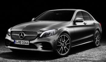 2019 Mercedes-Benz C-Class C300 4MATIC full