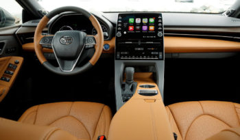 Toyota Avalon LTX, Leather full