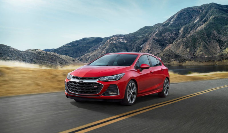 Chevrolet Cruze 2019 LX, LEATHER, SUNROOF full