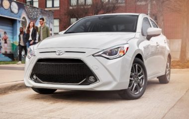 Toyota Yaris XSE 2019