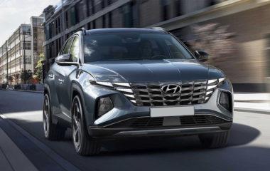 Hyundai 2021 Tucson