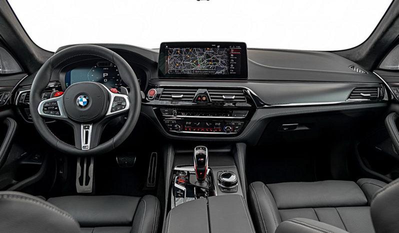 BMW M5 full