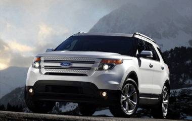 Ford Explorer 2015 4WD