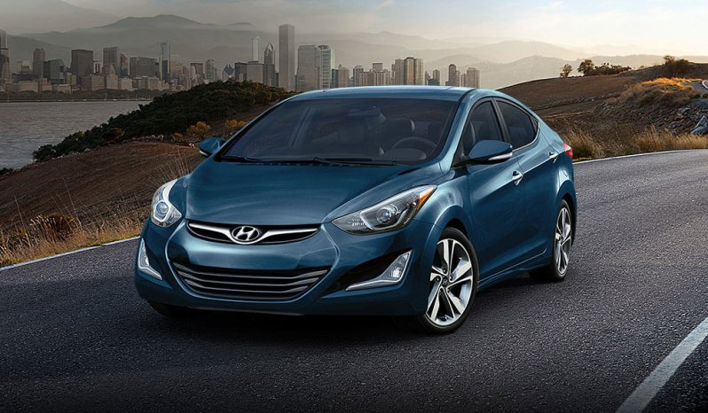 Hyundai Elantra 2016 New Model