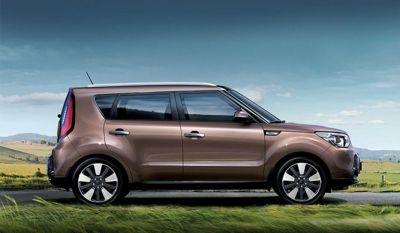 Kia Soul, Brand New Model 2016 full