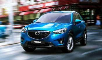 Mazda CX-5 SX, V6, ABS, Sunroof full
