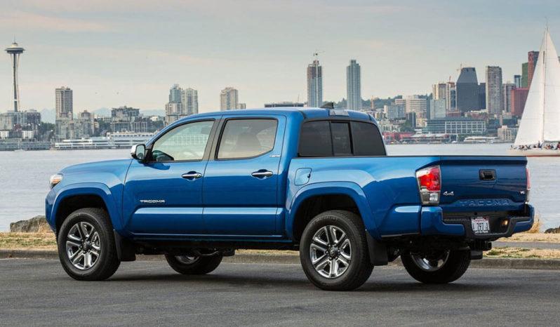 Toyota Tacoma 4WD, XSE, Leather full
