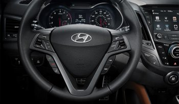 Hyundai Veloster Turbo Sport full