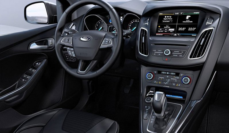 Ford Focus GT full