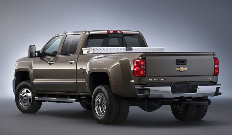 Used Chevrolet Silverado 2015 full