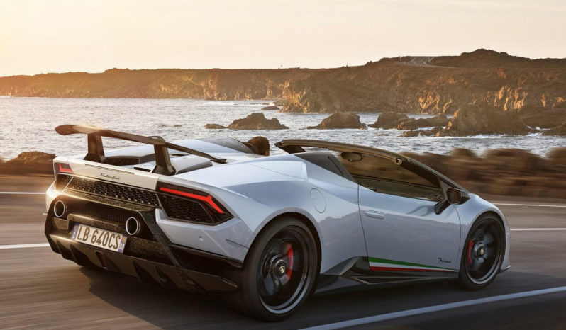 Lamborghini Huracan full