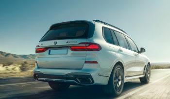 BMW X7 M50d full