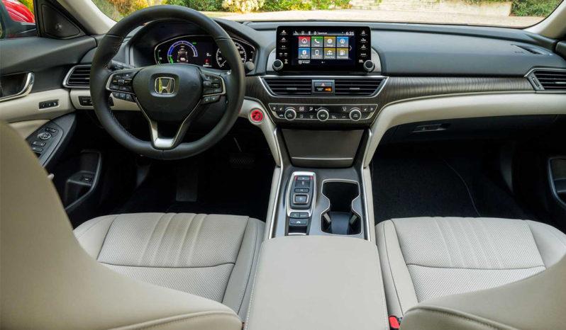 Honda Accord 2021 full