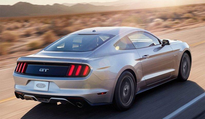 Ford Mustang 2016 Turbo full