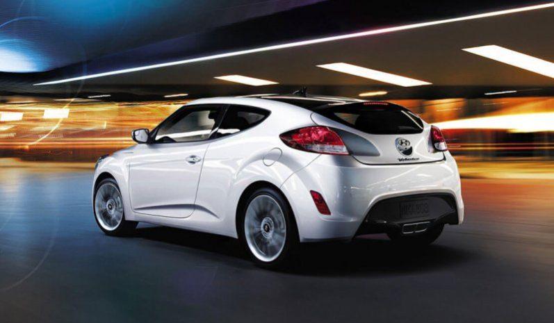 New 2015 Hyundai Veloster full