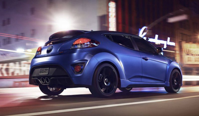 New 2015 Hyundai Veloster full