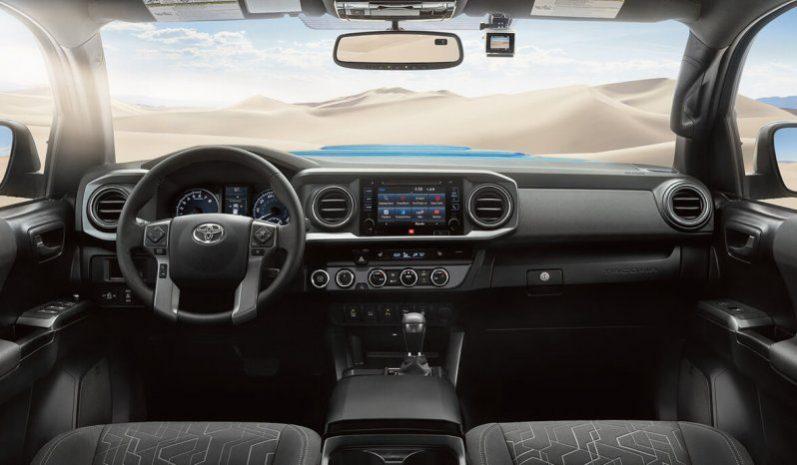 Toyota Tacoma 4WD XSE Navi-leather full