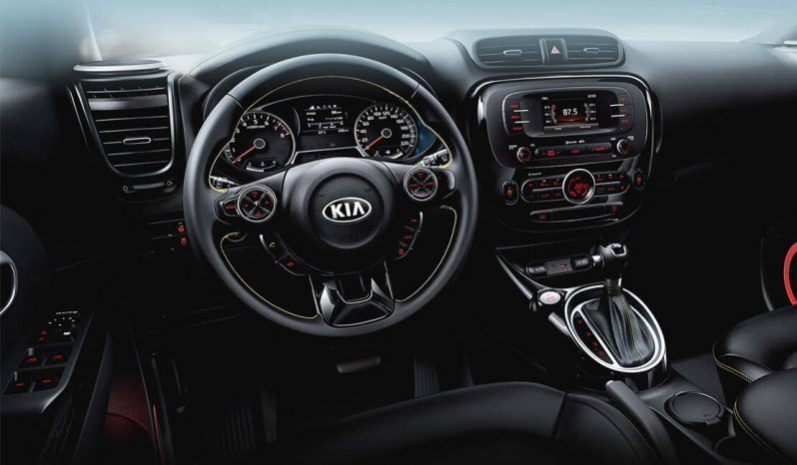 New 2015 Kia Soul full