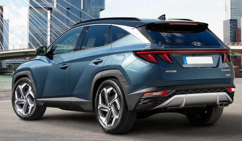 Hyundai 2021 Tucson full