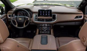Chevrolet Suburban 2021 full