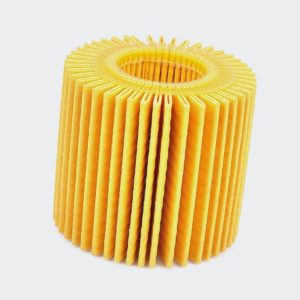 car filter isolated