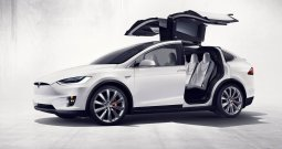 Tesla Model X, Perfect condition