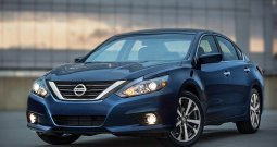 Nissan Altima 2.5 SL, LEATHER, SUNROOF
