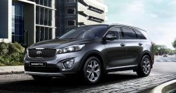 Kia Sorento 4WD, Good condition