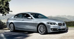 BMW 535i, Navi, Leather, ABS