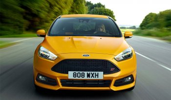 Ford Focus ST full