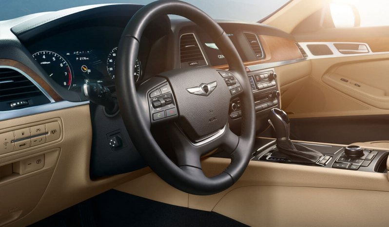 Hyundai Genesis, Full Options, Leather full