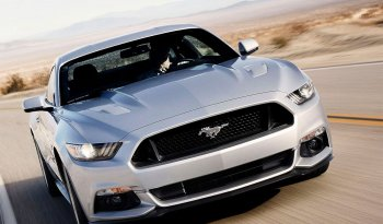 Ford Mustang 2016 Turbo full