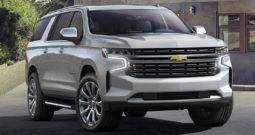 NEW 2021 Chevrolet Suburban, Premier LTZ