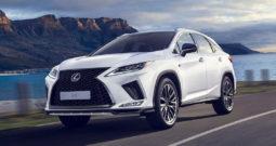 Lexus RX-350 White Leather & Harman Kardon