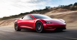 2021 NEW Tesla Roadster