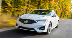 New Acura ILX 2021 Sunroof and Leather