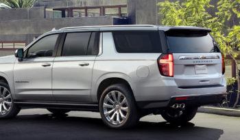 NEW 2021 Chevrolet Suburban, Premier LTZ full
