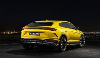 Lamborghini Urus 2021 Stage 2, Akrapovic Exhaust full